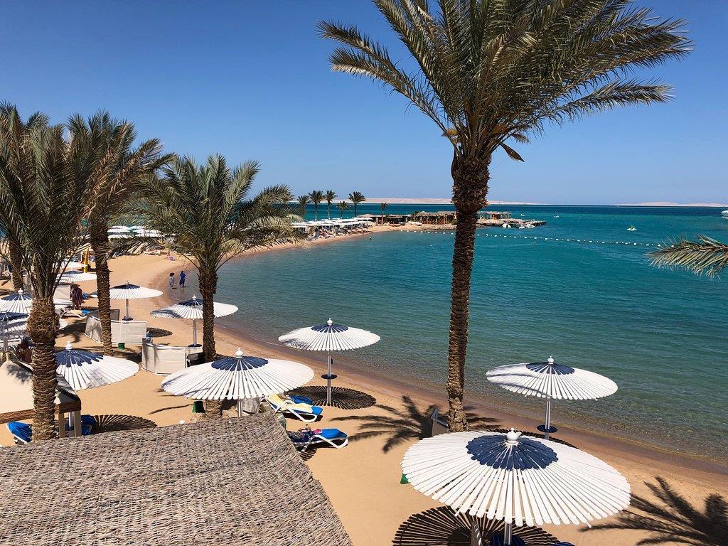 Hilton Hurghada Resort & Club - Resort demnächst Swiss Inn - 3 Popup navigation